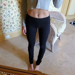 Lululemon Straight Leggings Size 4